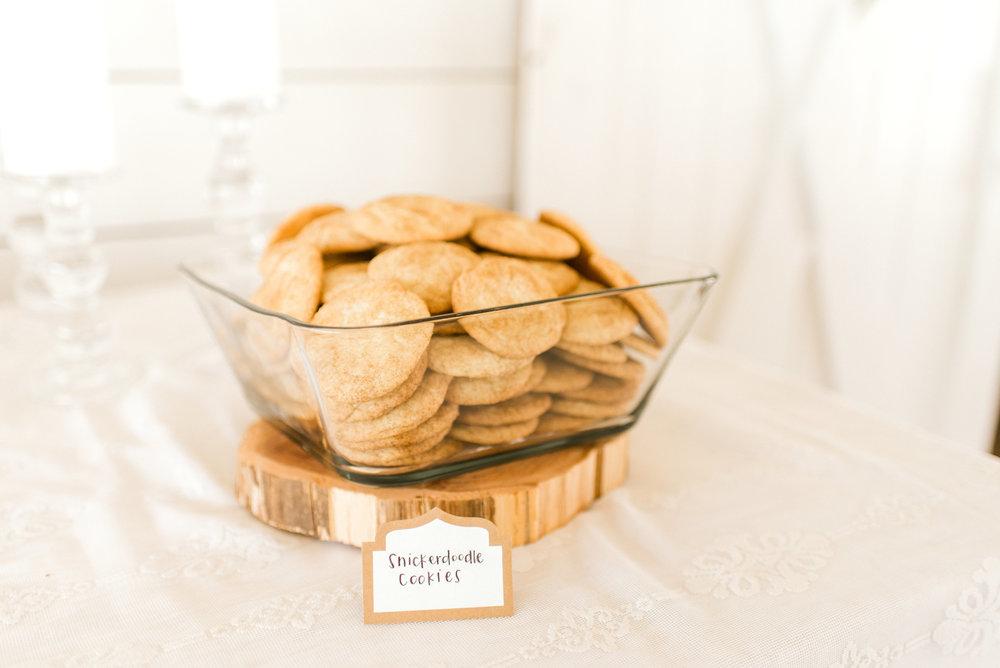 Wedding dessert - wedding photographer