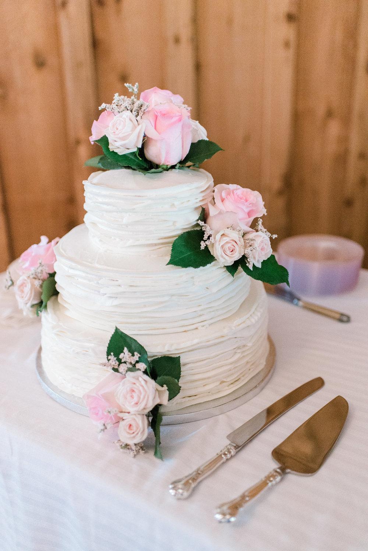 wedding cake - wedding photographer