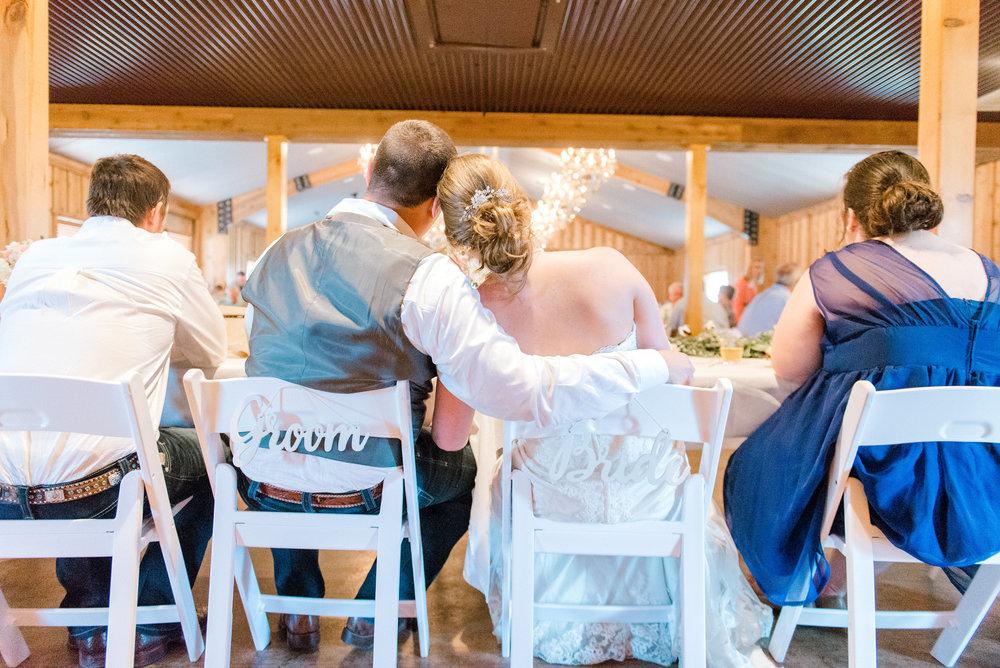 bride and groom ceremony - wedding photographer