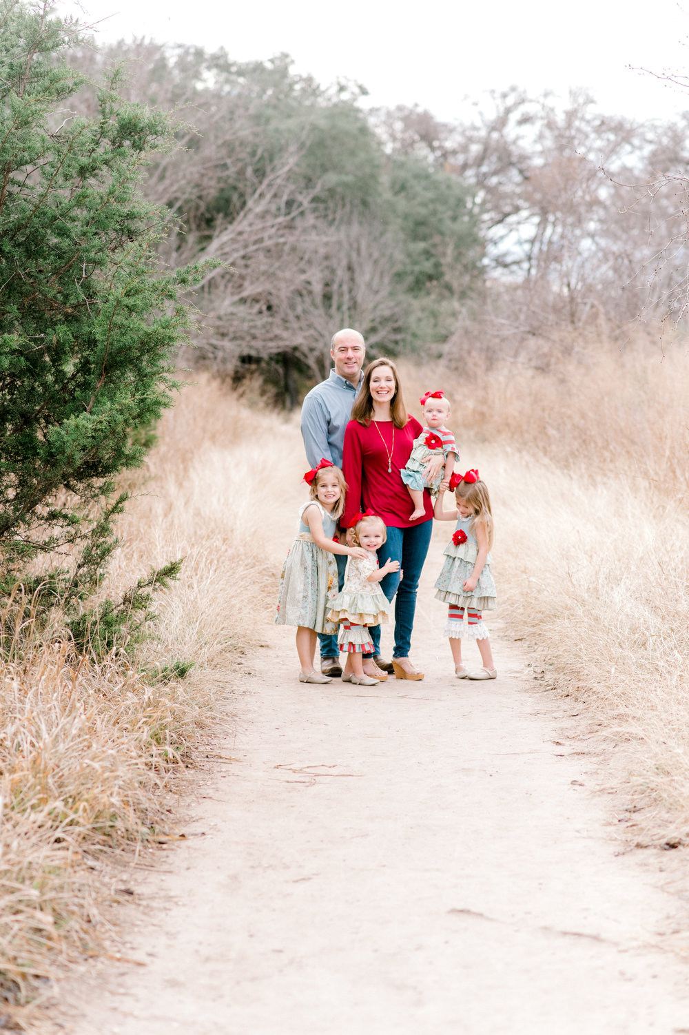 New Braunfels Family Photographer, Cibolo Nature Center Family Session