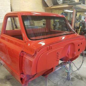 1972 chevy c10 custom door panels