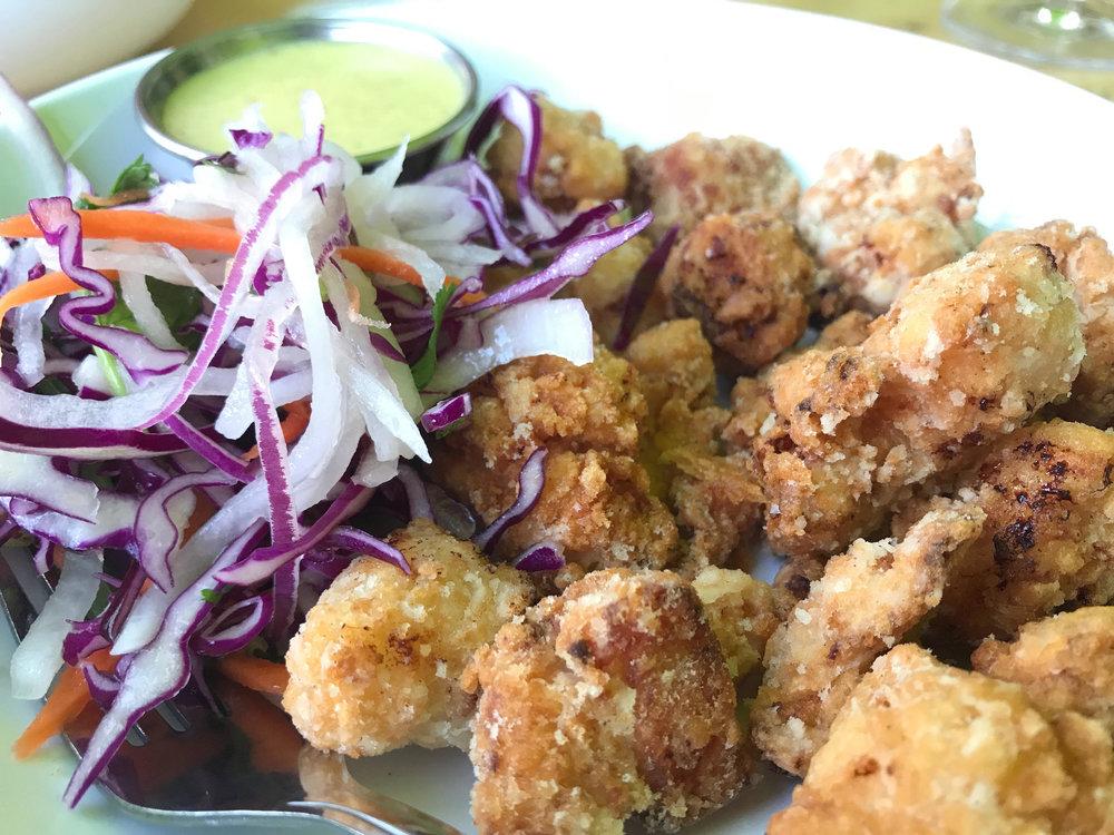 Karaage Chicken Bites