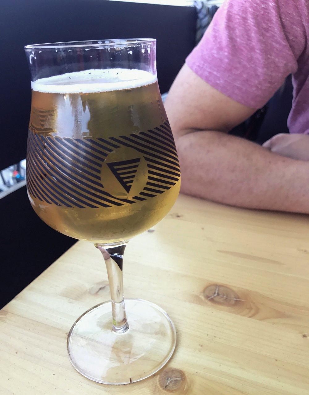 Leafy Leaf Beer