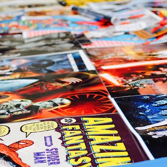 Find the value of your collectible comic books.