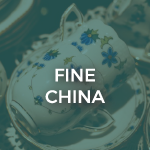 Find the value of your fine chine. Looking for how to value your antique china plates? We will find the value of your antique porcelain, tea sets, tea cups, saucers, plates and dishes. We will show you how easy it is to find the value of your antique fine china online.