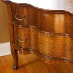 Find the value of your antique furniture, including dressers, couches, dining room tables, and bedroom sets.