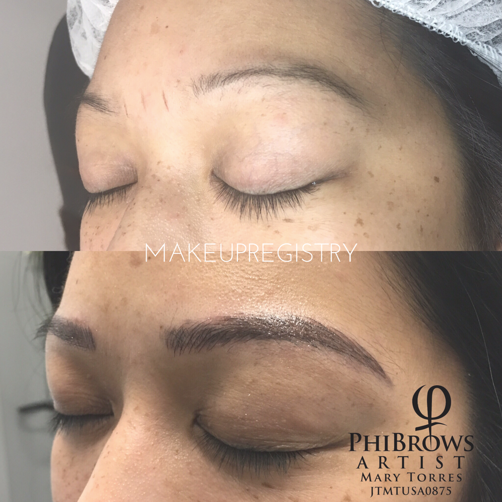 Janssen's Microblading Results