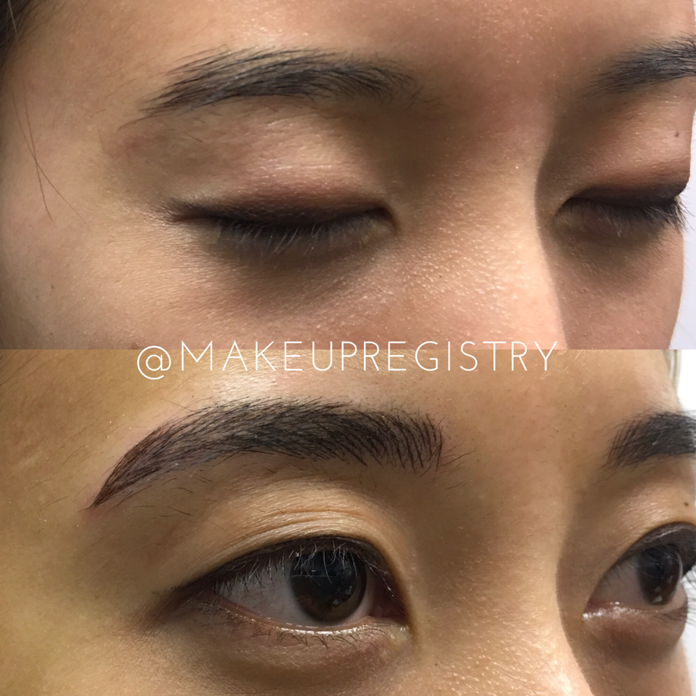 Julie's Microblading Results