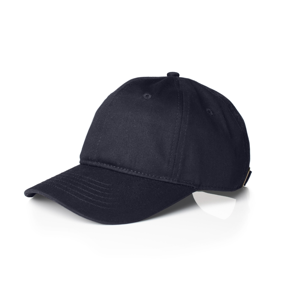 Fabric: – 100% Cotton Sizes: – One Size Decoration Options: Transfer Print or Embroidery. Colours: Black, Charcoal, Harbour Blue, Navy, Tan - Unstructured 6 Panel Cap - Embroidered eyelets - Adjustable fastener with metal clasp - Illicit Custom Label