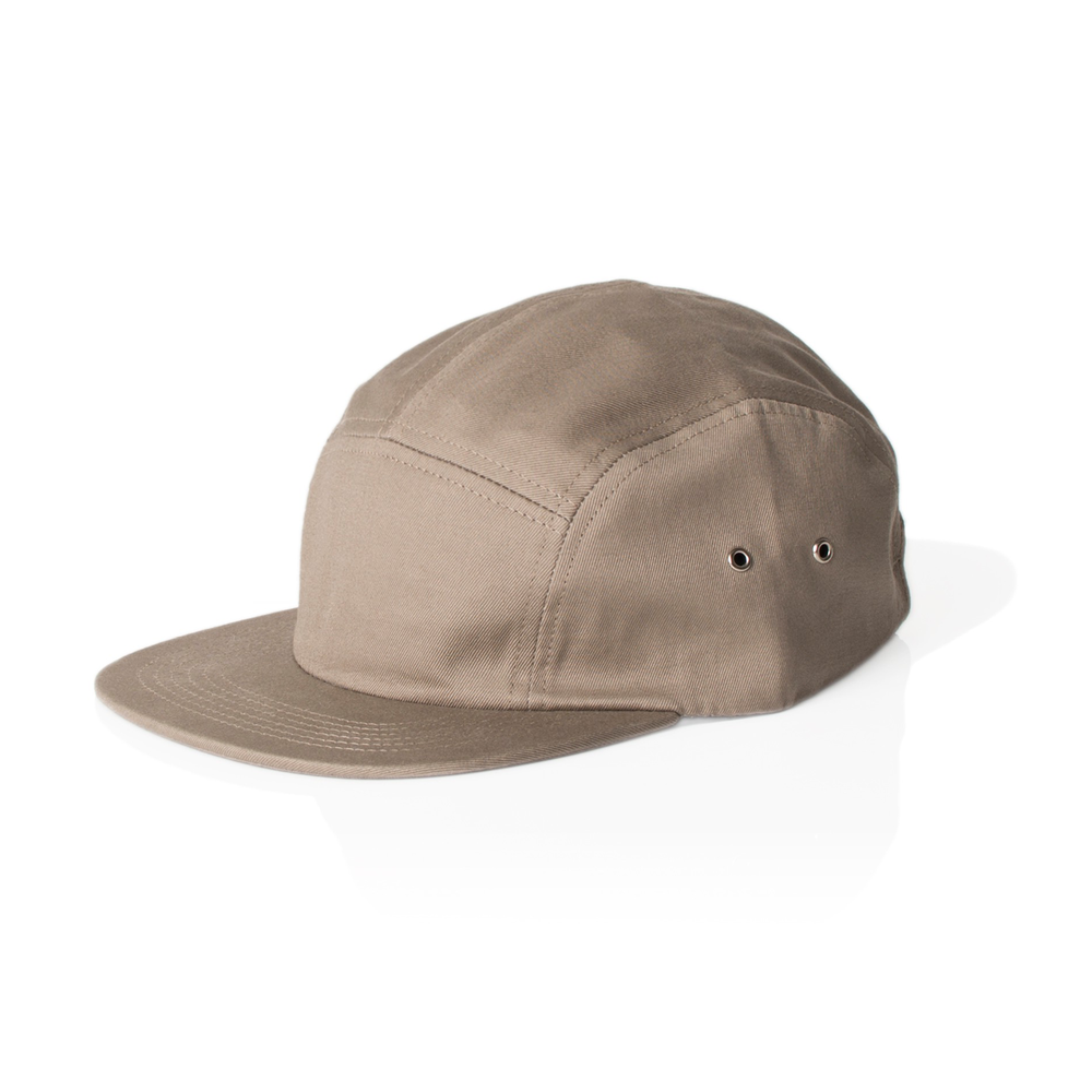 Fabric: – 100% Cotton Sizes: – One Size Decoration Options: Transfer Print or Embroidery. Colours: Black, Burgundy, Khaki, Navy. - Unstructured low profile 5 Panel Cap - Metal eyelets - Adjustable plastic buckle - Illicit Custom Label