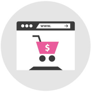 E-Commerce - I equip your site with donation tabs or secure checkout payment links that drive commerce to your website.