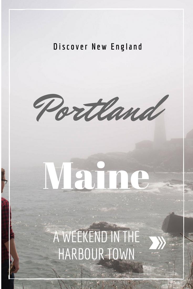 Portland, Maine, Pinterest