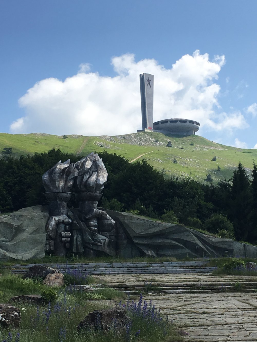 Things to do in Plovdiv, The UFO building, Buzludzha, it's a day trip from Plovdiv
