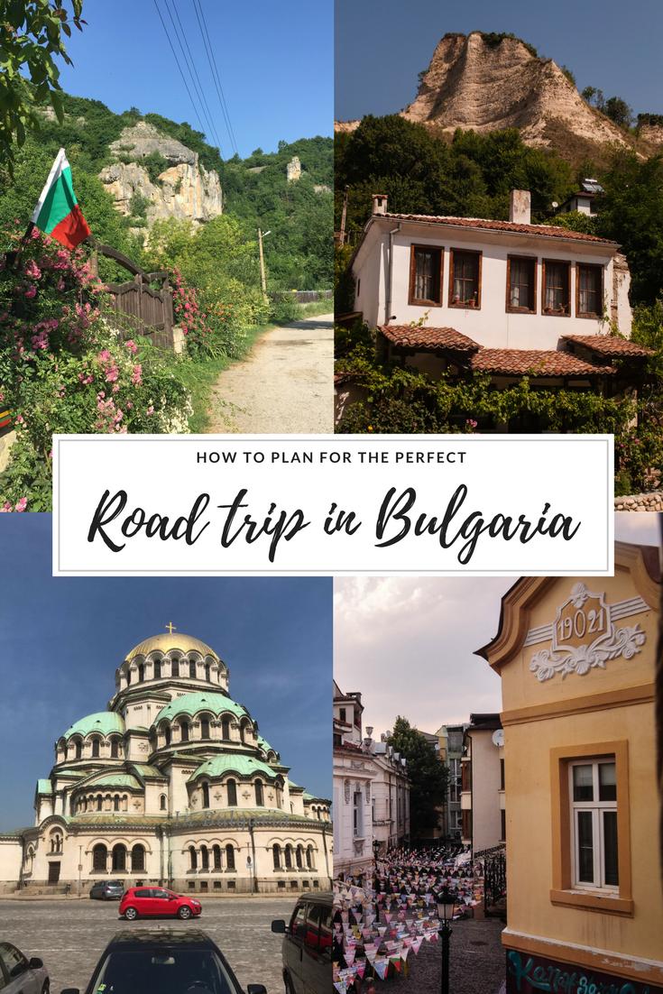 Road trip through Bulgaria