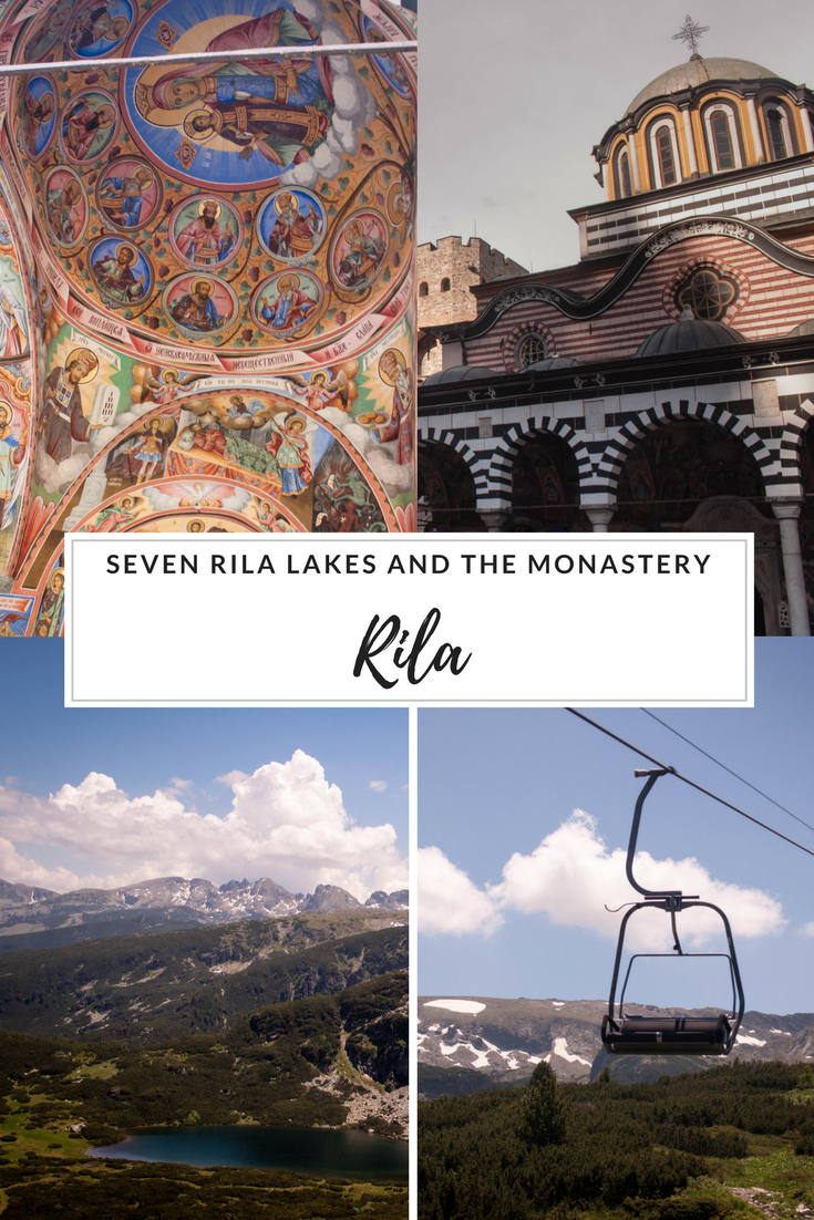 RILA, Seven Rila Lakes & the Rila monastery