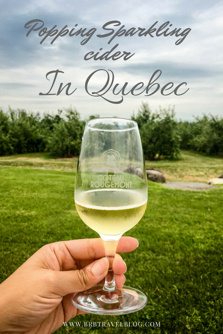 Discover the cider route in Quebec, only 30 min away from Montreal