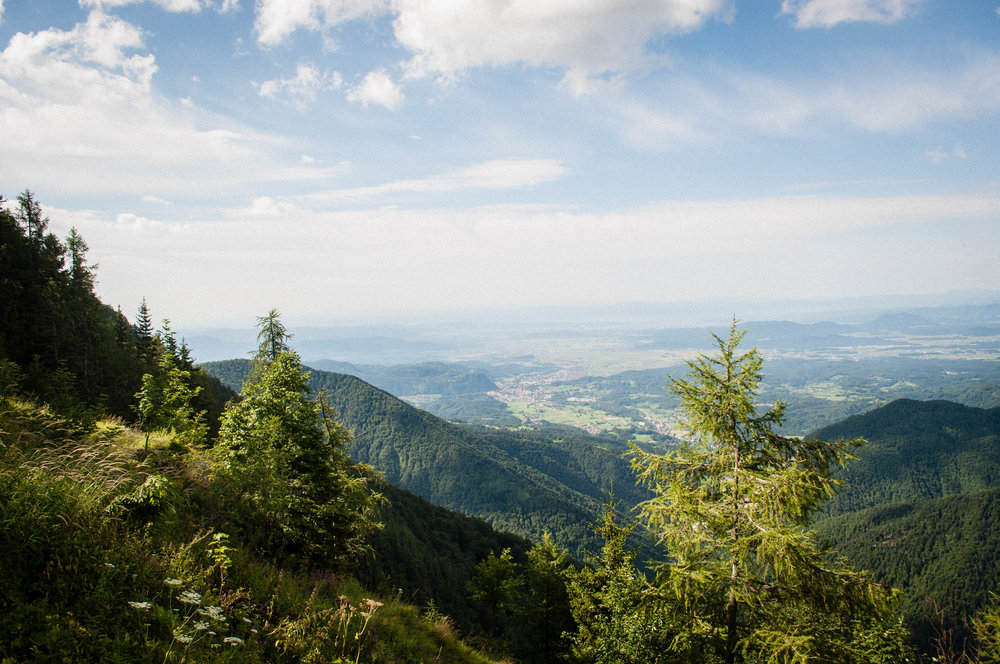 2 nature day trips from Ljubljana