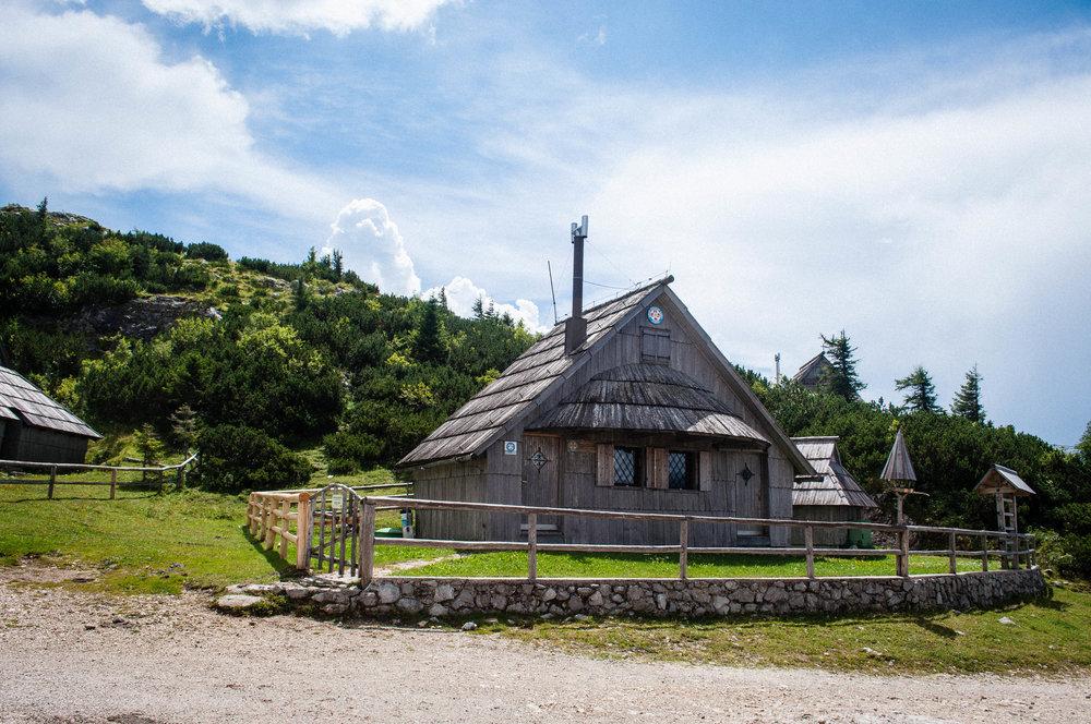 Velika Planina, a day trip from Ljubljana