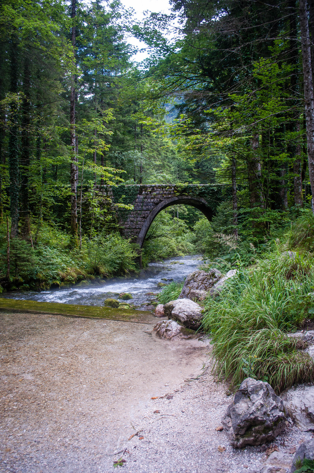 Kamnik Bistrica, a day trip from Ljubljana