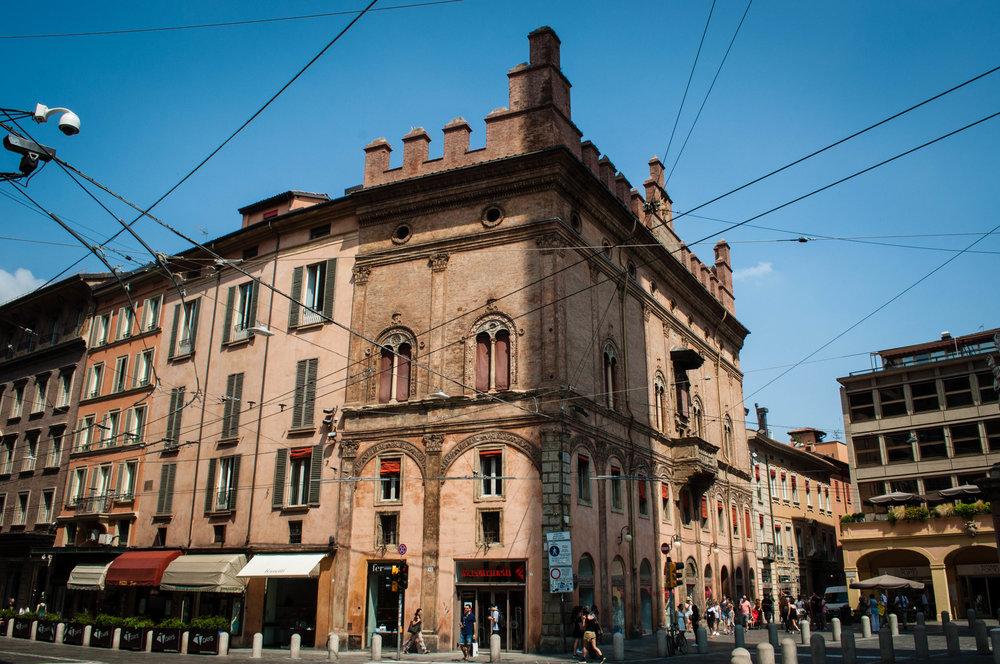 Bologna Itinerary