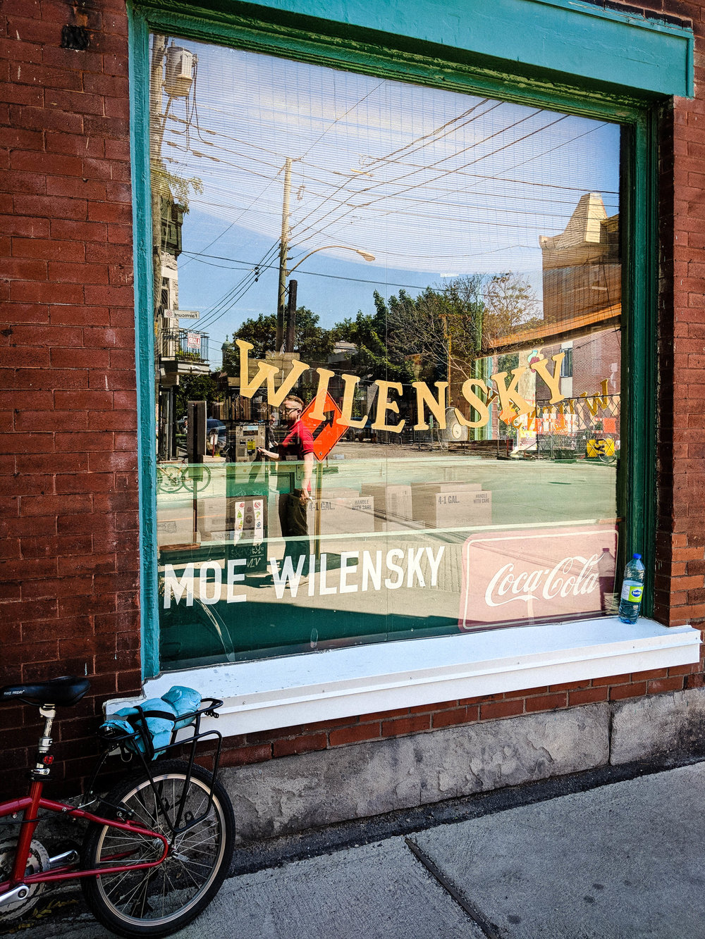 Wilensky famous food in Montreal. 10 must-eat food in Montreal