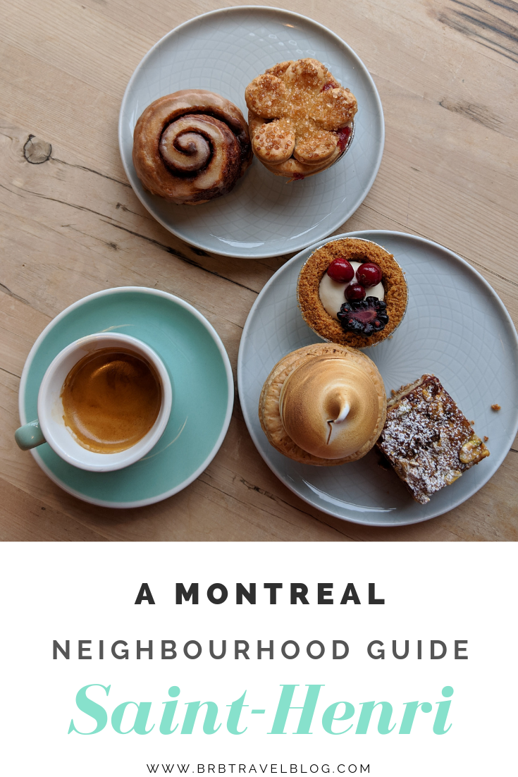 Saint-Henri, a Montreal neighbourhood guide. The article explore one of the most vibrant neighbourhoods in Montreal it also give recommendations of where to shop, eat and drink. #Montreal #Canada #Travel