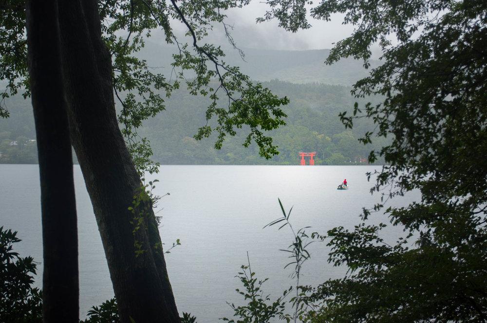 Hakone, a must visit in a honeymoon in Japan