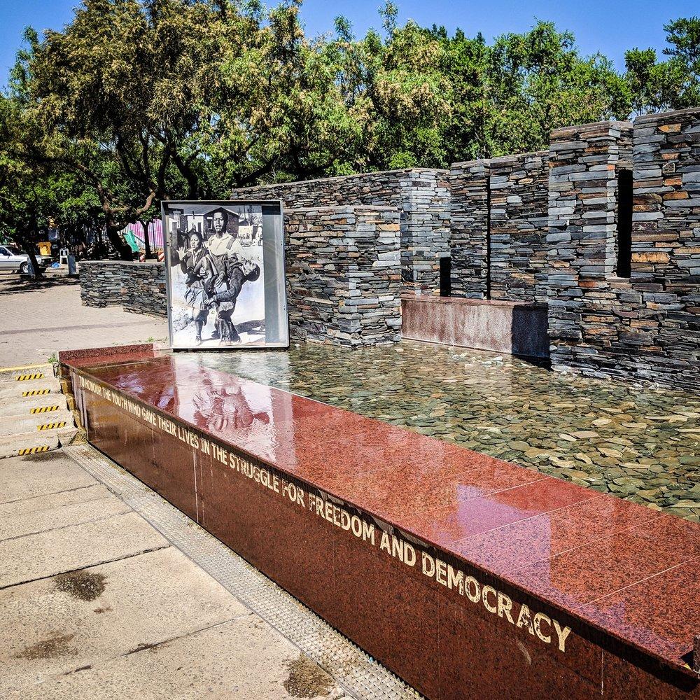 Hector Pieterson Memorial. Johannesburg Itinerary