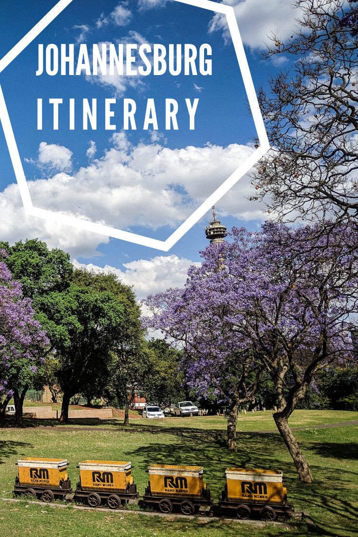Johannesburg Itinerary. A guide on how to spend 3 days in Johannesburg. Things to do and where to eat in Johannesburg. #Africa #southAfrica #Itinerary #Johannesburg