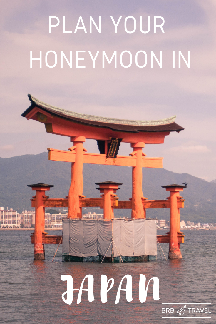 Planning your honeymoon in Japan. This guide gives the do and don't when visiting Japan for your honeymoon trip. The article also give the itinerary to spend 3 weeks in Japan. The itinerary takes you to Tokyo, Kyoto, Osaka, Hakone, Nara, Kobe and Hiroshima.  #Travel #honeymoon #honeymooninJapan #Japan #Asia #Itinerary #Tokyo #Kyoto #Osaka #Hakone #Nara #Kobe #Hiroshima.