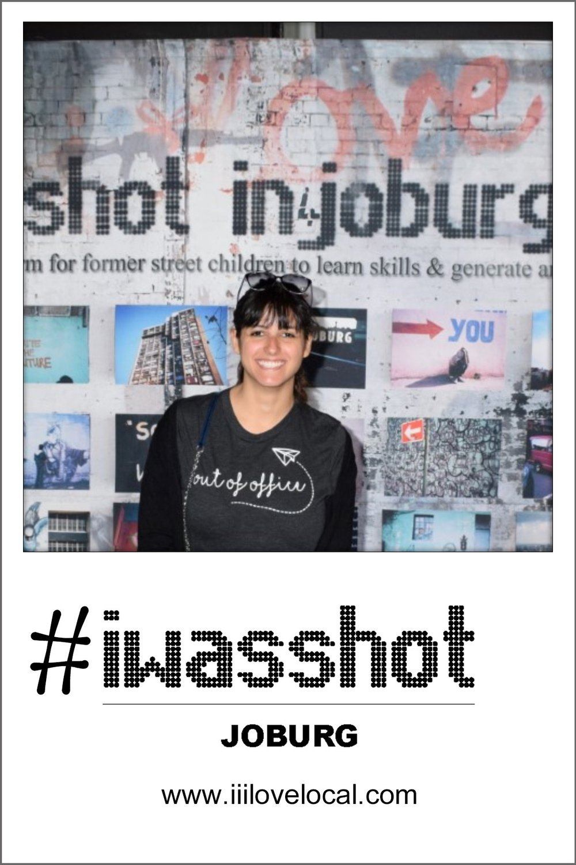 IwasShot in Johannesburg. Johannesburg Itinerary