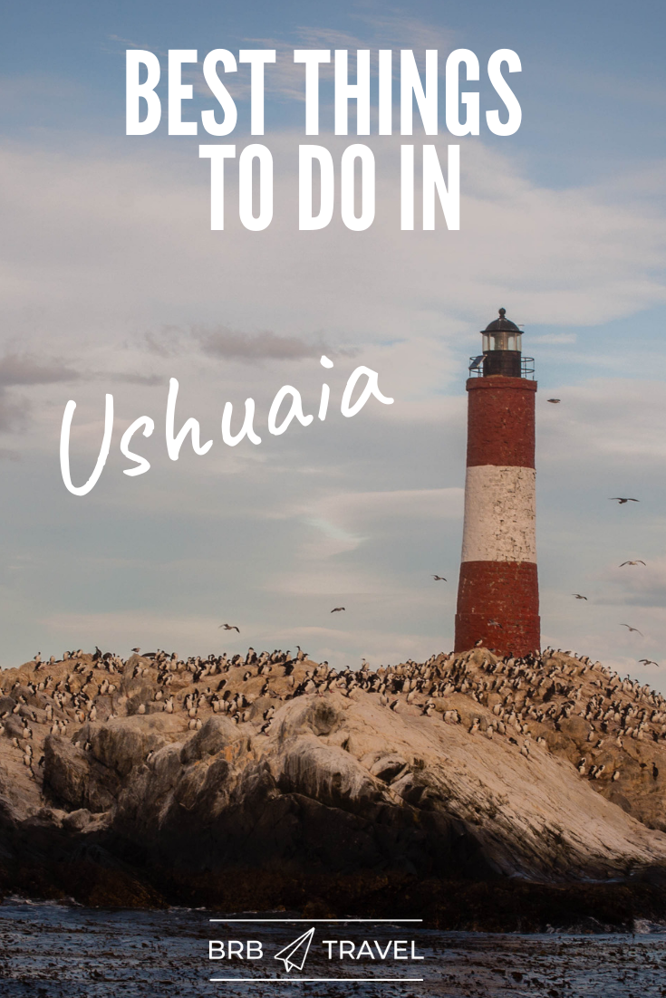 Best things to do in Ushuaia. This city guide of Ushuaia gives you great tips for where to stay, eat and great day trip to some of the beautiful hikes of the region. #Ushuaia #Argentina #Patagonia #Endoftheworld #SouthAmerica #Americas #hiking #foodieguide #travel