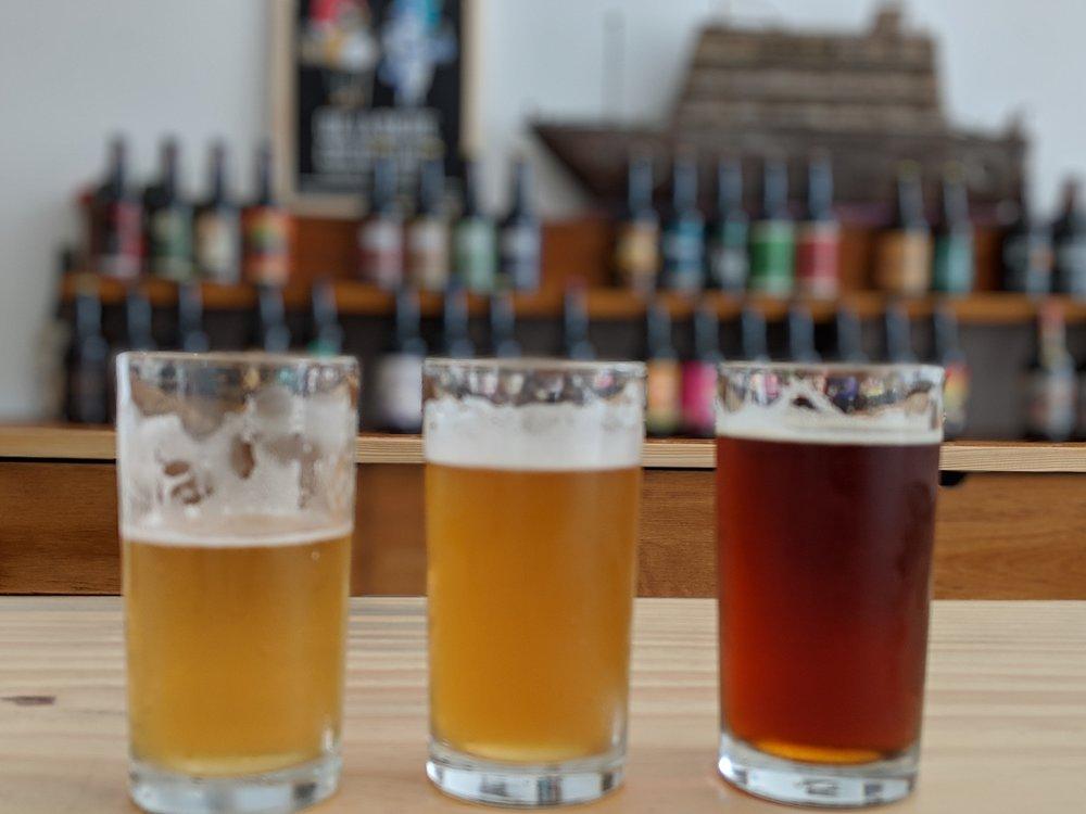 Uruguayan craft beer. Things to do in Montevideo