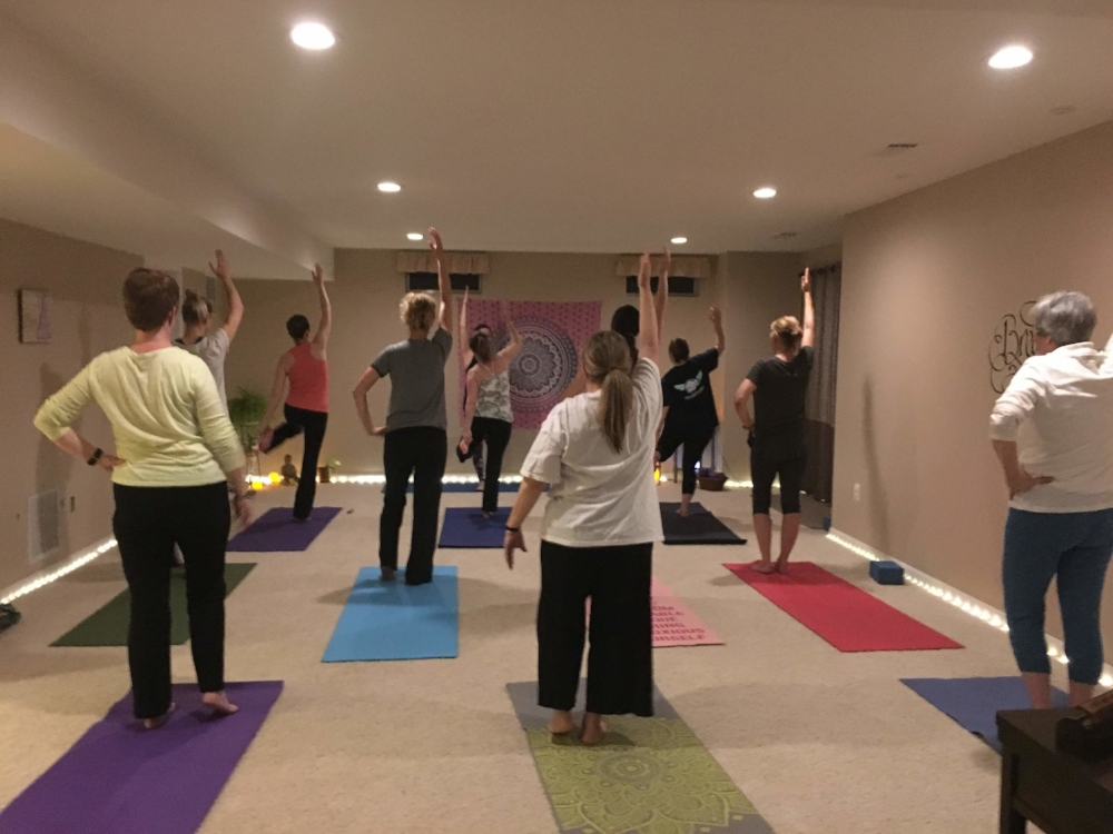 Group Classes - Specializing in intimate, customized group classes.See schedule and pricing aboveClick here for more information about Yin Yoga