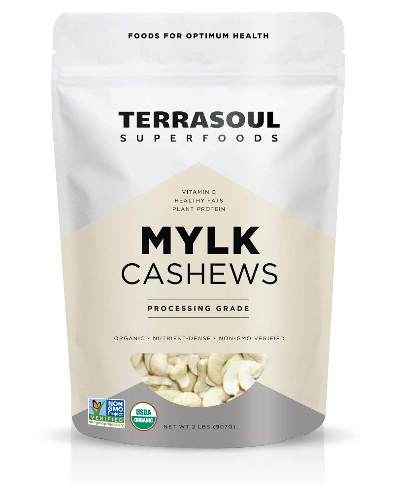 Raw Cashews - For milk and baking and sauces and cheese!