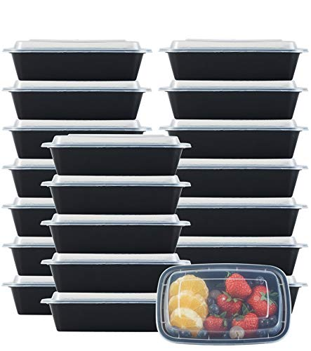Large Meal Prep Containers -