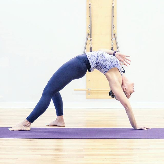 """Yoga is like music. The rhythm of the body, the melody of the mind, and the harmony of the soul create the symphony of life."" - B.K.S. Iyengar --- Gentle Yoga Flow is today at Noon. See you on the mat! $12 drop in.  #vervepilates #fitness #phoenix #medford #southernoregon #oregon #groupfitness #pilates #yoga #yogaflow #yogapilates #gentleyoga"