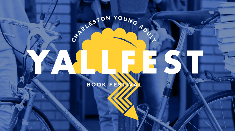 Meet me at YALLFEST 2017! - I'm excited to announce that I'll be in Charleston this November for YALLFEST 2017! It's my first time on the east coast and my first reader based book event. I'm excited to socialize with other book fans! Details and definite dates in a video to come, but I'm really excited to attend my first YA festival!I can't wait to meet amazing authors and make new friends! Please let me know if you're going. I'd love to hang out with you!