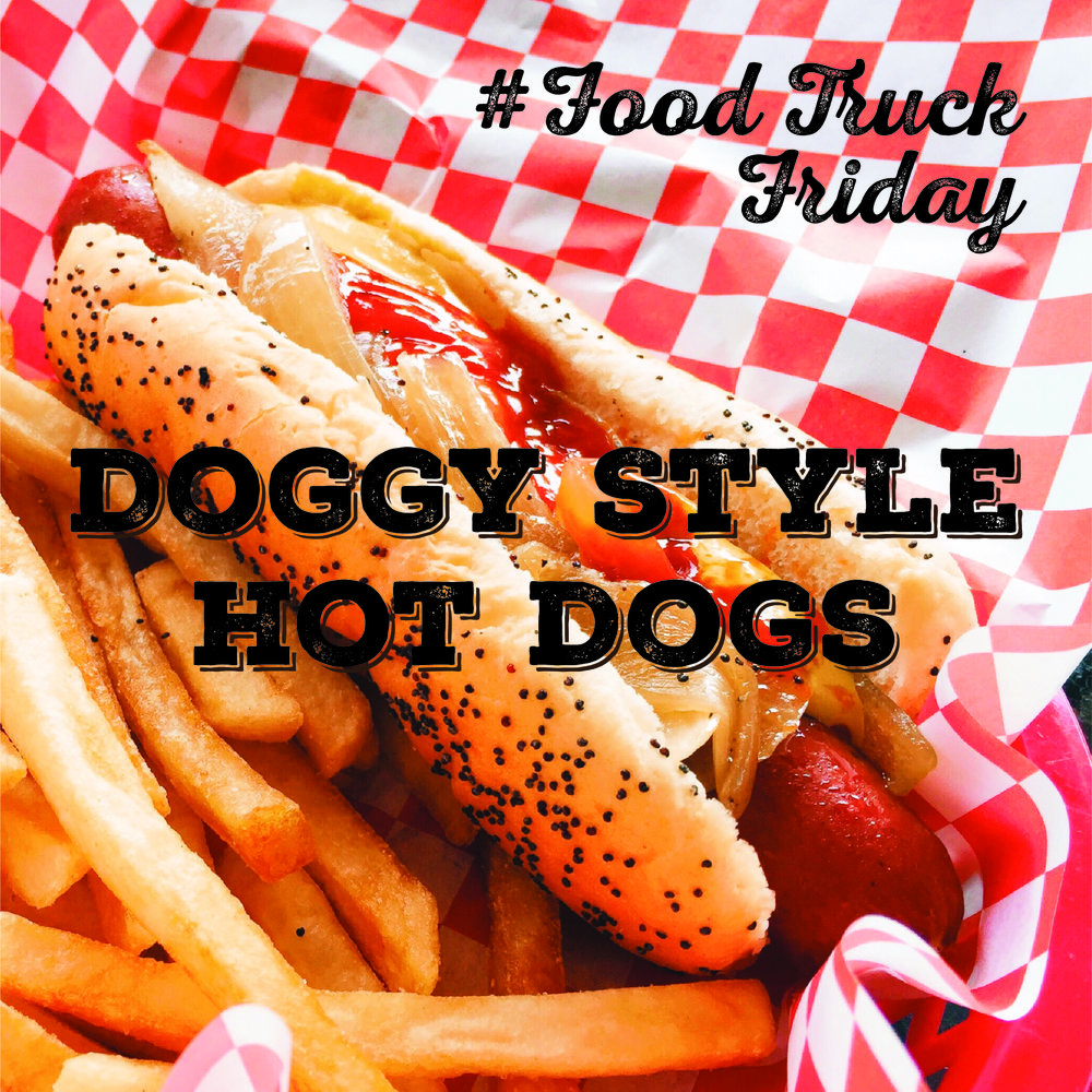 doggy style hot dogs — dew point brewing co