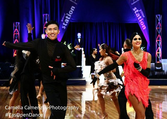 Over the next week, the world's most prestigious Ballroom Dancing event is on - The Blackpool Dance Festival held at the Winter Gardens Ballroom, Blackpool England.  The organisers of the Tasmanian Open DanceSport Championship wish all dancers at the Blackpool Dance Festival the very best of luck 💃💜 We can't be there but are loving the photos and videos coming out of the event!  Thank you 📷: Camella Camenzuli Photography  #blackpooldancefestival #blackpooldancefestival2018 #ballroomdancesport #danceismypassion #dancersofinstagram #wintergardensblackpool #tasopendance