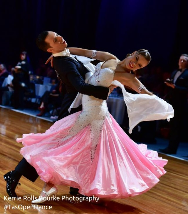 Two weeks left to enter the 2018 Tasmanian Open DanceSport Championship!  Entries close Friday 20 July 2018 so be sure to get your entry in and we will see you in 5 weeks!  https://www.tasopen.org  Photo 📷: Kerrie Rolls Bourke Photography #TasOpenDance #DanceSportCompetition #DanceSport #Ballroom #DancersOfInstagram #Excited