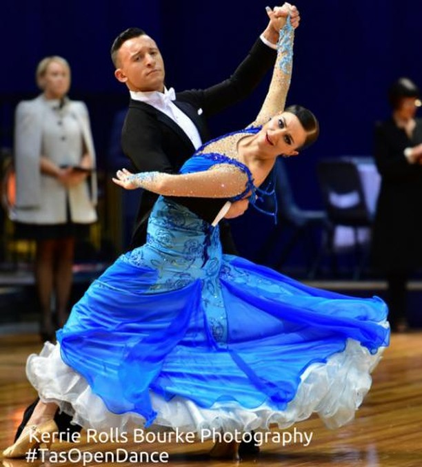 Have you ever wanted to dance? Obviously we're biased but we think every body is made to dance 😊💃 From competitive to social from Latin to New Vogue, there's a level and dance to suit everyone.  See the @dancesporttasmania website to find a studio near you. http://www.dancesporttas.org  Photo 📷 Kerrie Rolls Bourke Photography #TasOpenDance #DanceSportCompetition #BallroomDancing #LatinDance #NewVogue #danceismypassion #Tasmania #InstaTassie #DanceBabyDance