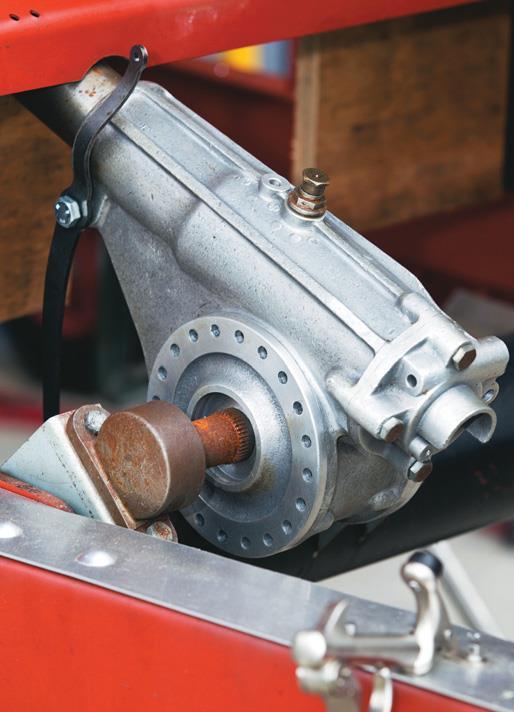 Steering box casting