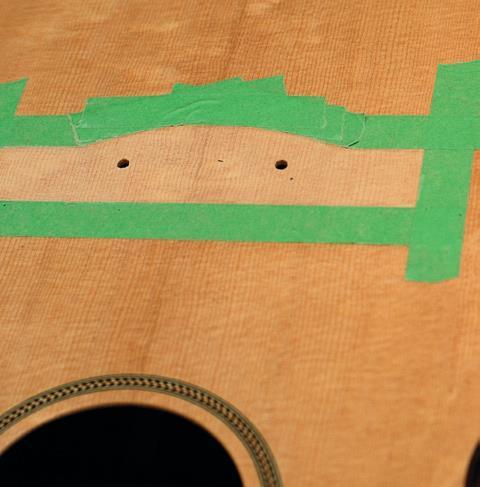 Soundboard masked