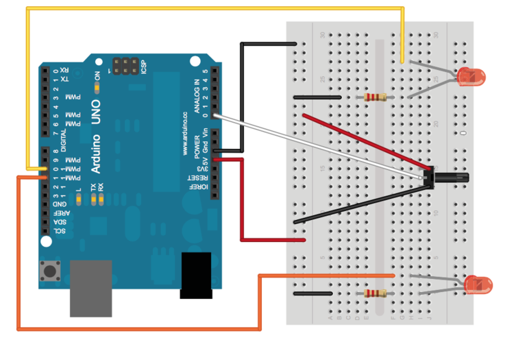 Arduino 101 Part 3 — The Shed
