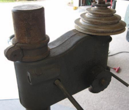 Sad condition ½ hp motor dropped…