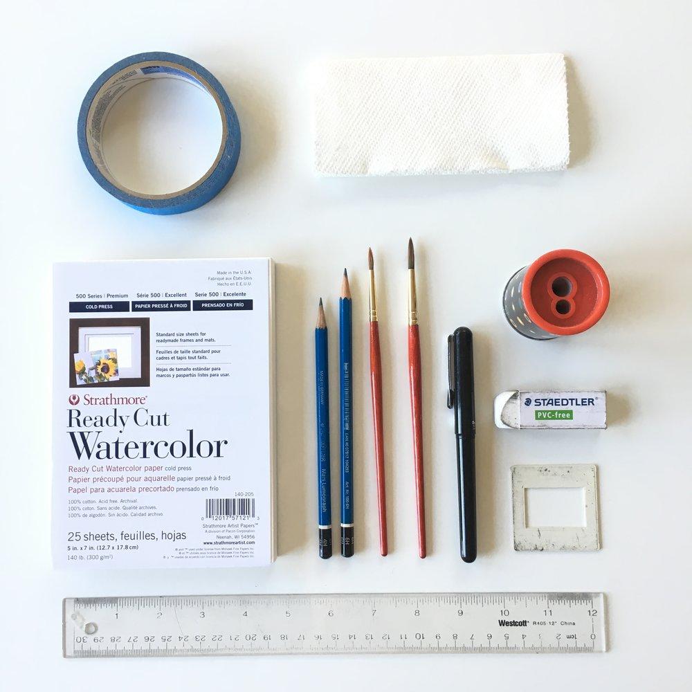 elisemade artist materials