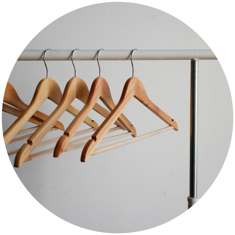 6. Clear Out Your Closet - Learn a simple, step-by-step approach to clear out clothing you no longer love and update your closet to match your Personal Style Guide.Be supported to complete your closet clean up, so it doesn't remain a nice idea or a half-done project.