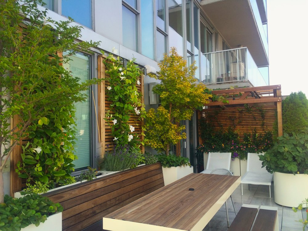 KATONAH ROOTS GARDEN DESIGN +BUILD — RESIDENTIAL