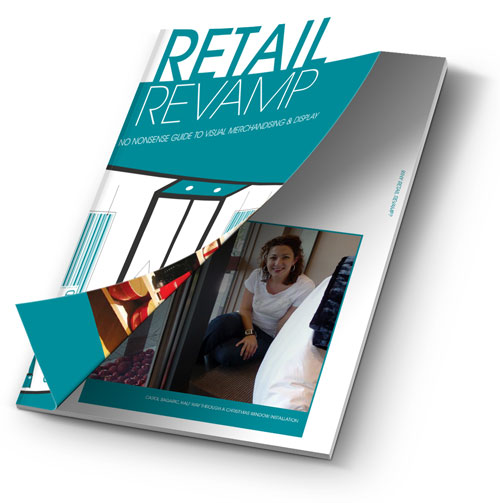 Carol b. Retail Revamp Visual Merchandising Book